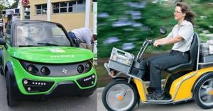 Οικολογική Πρωτοβουλία Χανίων: Μόνο μικρά ηλεκτρικά οχήματα στην παλιά πόλη