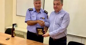 Η Περιφέρεια Κρήτης στηρίζει το έργο της Πυροσβεστικής Υπηρεσίας