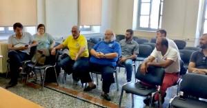 Χανιά: Στήριξη εθελοντικών ομάδων πολιτικής προστασίας απ'την Περιφέρεια