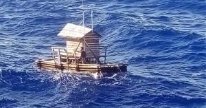Έφηβος αγνοούνταν για 49 ημέρες στη θάλασσα πάνω σε πλωτή καλύβα