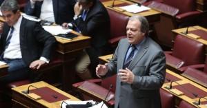 Κατσίκης: Θα αποτρέψουμε να έρθει στη Βουλή η συμφωνία των Πρεσπών