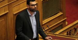 Προσαγωγές για την επίθεση στον βουλευτή του ΣΥΡΙΖΑ Πέτρο Κωνσταντινέα