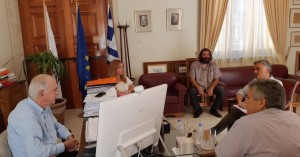 Συνεργασία Δήμου Ηρακλείου και «Πλοηγού»