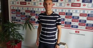 Ποδοσφαιριστής από τα Γιαννιτσά για την Κ19