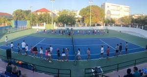 Πρώτες συναντήσεις για το τένις του ΟΑΧ