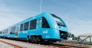 Τα πρώτα τρένα κινούμενα με υδρογόνο