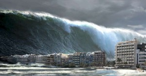 Μελέτη για τσουνάμι στην Κρήτη - Οι ζημιές και οι χρόνοι εκκένωσης παραλιών