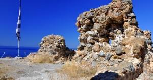 Ξεκινούν οι εργασίες για το Βενετσιάνικο Φρούριο Χώρας Σφακίων