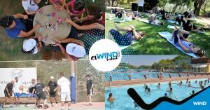 1200 συμμετοχές στο 2ο ευWIND Festival, αφιερωμένο στους ανθρώπους της WIND