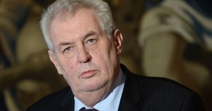 Ο πρόεδρος της Τσεχίας θεωρεί λήξαν το θέμα των γερμανικών αποζημιώσεων