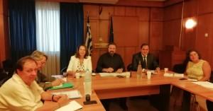 Διυπουργική σύσκεψη για την νέα αποστακτική περίοδο