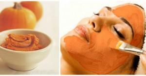 Ετοιμαστείτε για το Halloween: Θρεπτική μάσκα ομορφιάς με κολοκύθα!