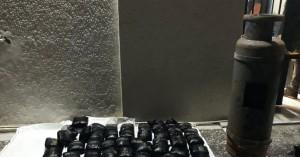 Βρήκαν πάνω από 52 κιλά ναρκωτικών κρυμμένα σε φιάλη υγραερίου