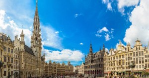 Φθινοπωρινές εικόνες στις Βρυξέλλες