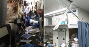 Τρόμος στον αέρα! 15 τραυματίες σε πτήση από Μαϊάμι προς Μπουένος Άιρες