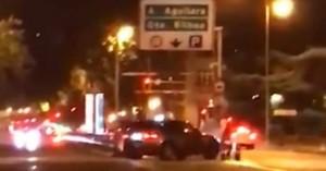 Βίντεο-σοκ: Οδηγός με 4Χ4 κυνηγάει πεζό για να τον χτυπήσει στη Μαδρίτη