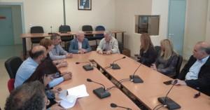 Σύσκεψη στον Δήμο Οροπεδίου Λασιθίου για το αρδευτικό