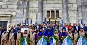 Εκδήλωση μνήμης για τους 164 εκτελεσθέντες Αμαριώτες στα χωριά του Κέντρους