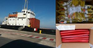 Το πλοίο «φάντασμα» στην Κρήτη με τους 400 τόνους εκρηκτικών