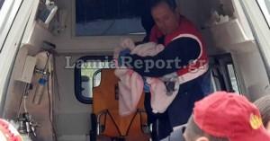 Μητέρα και μωρό που μόλις είχαν βγει από το μαιευτήριο τραυματίστηκαν