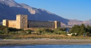 Προκήρυξη 13 θέσεων για έργο στο φρούριο του Φραγκοκάστελλου
