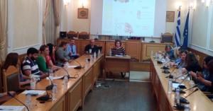 Η Περιφέρεια υποδέχθηκε τους πρώτους Προσληφθέντες της Κοινωφελούς Εργασίας