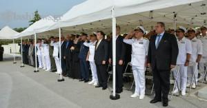 Ο ΥΕΘΑ Π. Καμμένος & υψηλοί αξιωματούχοι στο ΚΕΝΑΠ στα Χανιά (φωτο)