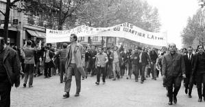 Έκθεση «Στην καρδιά του Μάη '68» του Γάλλου Φωτογράφου Philippe Gras