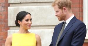 Έγκυος η Μέγκαν Μαρκλ – Το ανακοίνωσε το παλάτι