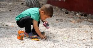 Κορωνοϊός - Θεσσαλονίκη: Ύποπτο κρούσμα σε τρίχρονο παιδί στη δομή φιλοξενίας Διαβατών