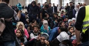 Αναχώρησαν για οικογενειακή επανένωση στη Γερμανία οι πρώτοι 177 πρόσφυγες