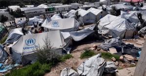 Στη Μόρια για τους πρόσφυγες Γερμανοί βουλευτές: «Moria bad, very bad»