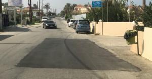 Αποκαταστάσεις  οδικού δικτύου από παρεμβάσεις της ΔΕΥΑΒΑ