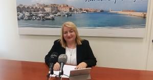 Η Νάνσυ Αγγελάκη για τις κομματικές «στηρίξεις» στα Χανιά