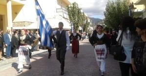 Πρόγραμμα εκδηλώσεων εορτασμού της 25ης Μαρτίου  2019 στον Πλατανιά