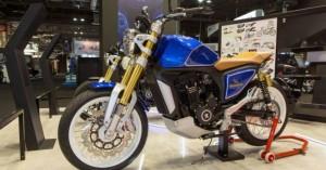 Δύο νεορετρό μοτοσυκλέτες παρουσίασε η Peugeot