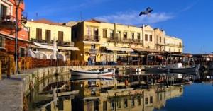 Ρέθυμνο: πόλη με καθαρή ατμόσφαιρα χειμώνα - καλοκαίρι για κατοίκους και επισκέπτες