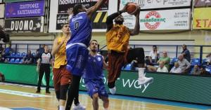 Αποχαιρέτησε το Κύπελλο το Ρέθυμνο Cretan Kings