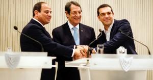 Η Σύνοδος Κορυφής Ελλάδας-Κύπρου-Αιγύπτου, στην Ελούντα. Το πρόγραμμα