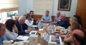 Σύσκεψη στη Περιφέρεια Κρήτης για τo νέο Σχολείο Ευρωπαϊκής Παιδείας