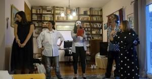 «Το Νησί των Σκλάβων» από τη θεατρική ομάδα «4» στα Χανιά