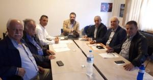 Συνάντηση στο ΥΠΑΑΤ για Συνεταιρισμούς και ελαιόδεντρα στην Κρήτη