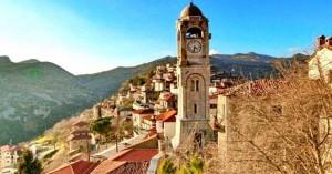 Βυτίνα: Ένα από τα πιο όμορφα χωριά της Ελλάδας