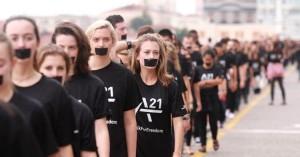 Το 5ο Walk for Freedom στην Θεσσαλονίκη
