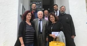 Το ΔΣ της εταιρείας που θα ιδρύσει του Μουσείο Μάχης Κρήτης στην Αγιά