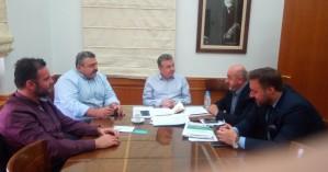 Αναπτυξιακά θέματα στο Δήμο Σφακίων στο επίκεντρο συνάντησης