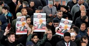 Τουρκία: «Σε βαλίτσα και εκτός Τουρκίας το διαμελισμένο πτώμα του Κασόγκι»