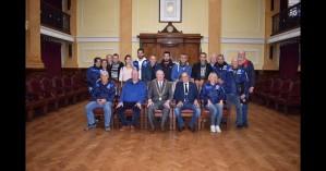 Στην Ιρλανδία η ομάδα ποδοσφαίρου Χανίων της Διεθνούς Ένωσης Αστυνομικών