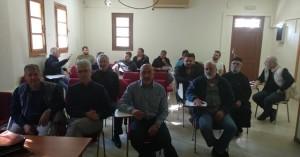 Ενημέρωση κατοίκων Σφακίων για τα έργα στην περιοχή