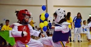 Με επιτυχία το 4ο Taeki Cup στον Ταυρωνίτη (βίντεο)